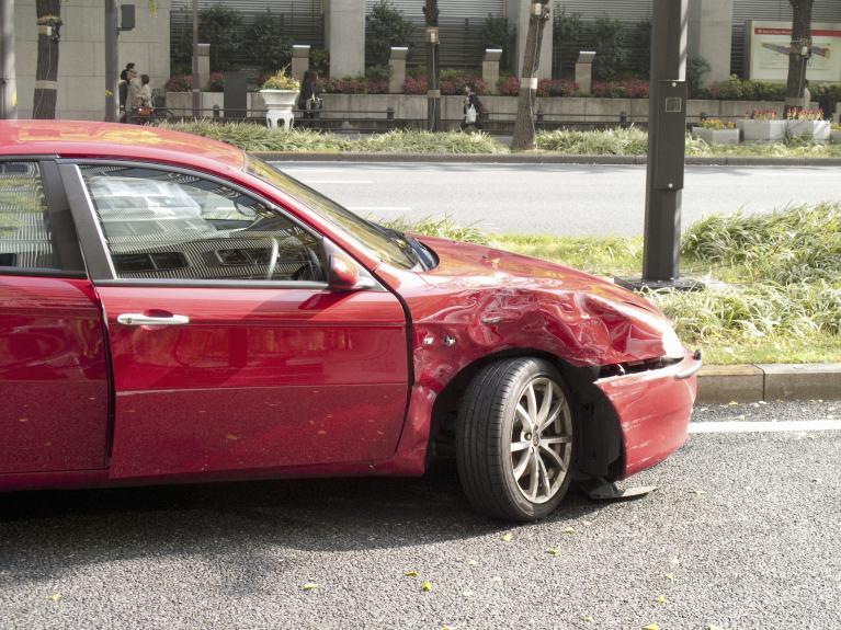 交通事故に遭ったら?